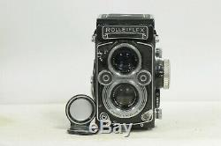 Rolleiflex 3.5F Planar TLR Film Camera with Cap (Without meter)