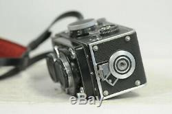 Rolleiflex 3.5F Planar TLR Film Camera withCap & Strap (Without Light Meter)