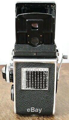 Rolleiflex 3.5F Schneider Xenar TLR 6x6 Rollei Medium Format Camera