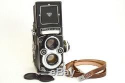 Rolleiflex 3.5F TLR White Face con Planar 75mm F3.5 Matr. 2849067 Rarissima