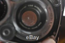 Rolleiflex 3.5F TLR with Planar 75mm f3.5