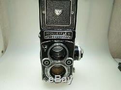 Rolleiflex 3,5F mit Carl Zeiss Planar 3.5/75mm TLR camera