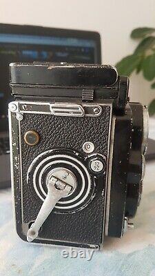 Rolleiflex 3,5F planar 3.5 75mm