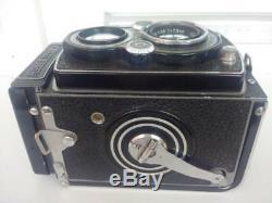 Rolleiflex Automat II Vintage'30s German 6x6 TLR Film Camera Rollei Tessar Lens
