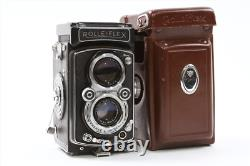 Rolleiflex Automat MX TLR, Type 1, with Xenar 75mm 13.5 Lens