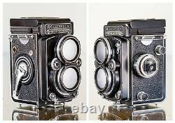 Rolleiflex E2 TLR with Planar 2.8, 1959-1960. Perfect Condition