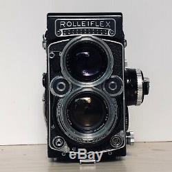 Rolleiflex Rollei 2.8F TLR Planar 80mm F/2.8 12/24 USED 908393