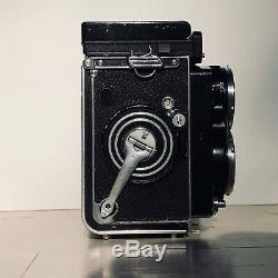 Rolleiflex Rollei 2.8F TLR Planar 80mm F/2.8 12/24 USED 931889