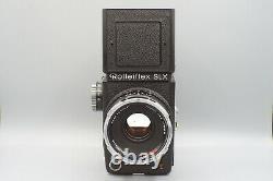 Rolleiflex SLX Medium Format TLR Film Camera Rollei HFT 80mm f2.8 Planar Lens