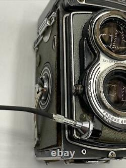 Rolleiflex T Model 1 Grau mit Carl Zeiss Tessar 75mm 13,5 #2147852-15