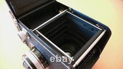 Rolleiflex T mit Tessar 3,5/75 neuwertig