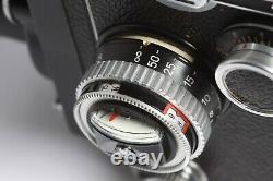 Rolleiflex TELE TLR mit Carl Zeiss Sonnar 4/135, Linsen mit Separation