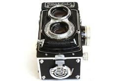 Rolleiflex TLR Biottica conTessar 13.5 f=75 mm Numero di serie T 2248894