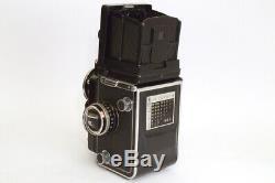 Rolleiflex TLR Wide-Angle with Distagon 55mm f4 Biottica Grandangolare. Rara Mint