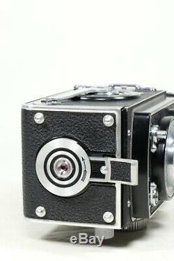 Rolleiflex f3.5B MX-EVS EXC+++++