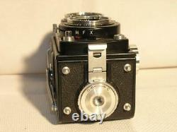 Sawyer's Mark IV 4x4 127 Film TLR Camera With Topcor F2.8 Lens