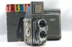 @ Ship in 24 Hours! @ Original Box Set! @ Yashica-44 127 Vest Format TLR Camera