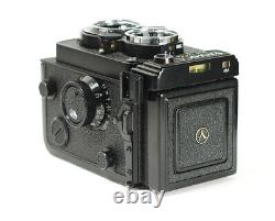 TLR Yashica Mat 124G 6x6 Yashinon 3.8/80mm Really Mint No. 208334