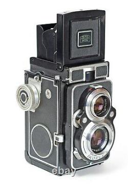 TLR Zeiss Ikon Ikoflex Favorit 887/16 6x6 with Case No. 1233840
