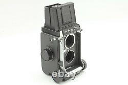 TOP MINT Mamiya C220 Pro F TLR Camera with Sekor 80mm f2.8 Blue Dot From JAPAN