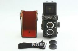 TOP MINT YASHICA MAT 124G 6x6 TLR Medium Format Film Camera From JAPAN