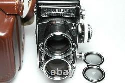 Tele Rolleiflex + Zeiss Sonnar 135mm F4 + Case - EXCELLENT - LIKE NEW