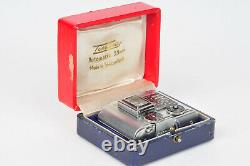 Tessina Automatic 35mm TLR Motor Driven Half Frame Subminiature Camera