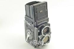 Top Mint Repaired Rolleiflex 2.8F TLR Camera with Planar 80mm From Japan #2190