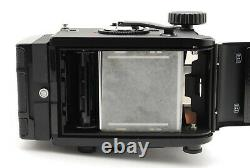 UNUSED MAMIYA C330 Pro S Sekor DS 105mm + 135mm Blue Dot Lens From JAPAN #854