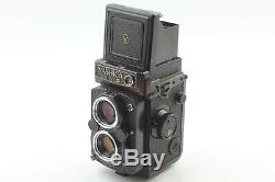 USA FedEx EXC+++++Yashica Mat 124G 6x6 TLR Medium Format with 80mm f/3.5 Japan