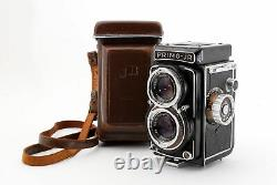 Very Good PRIMO-JR 4x4 127 Film TLR Camera Tokyo Kogaku From JAPAN 786561