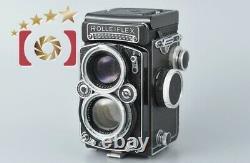 Very Good! Rollei Rolleiflex 2.8E2 TLR Film Camera