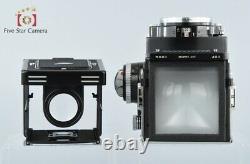 Very Good! Rollei Rolleiflex 2.8F Planar 80mm f/2.8 TLR Film Camera