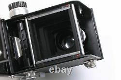 Very good Ricoh Ricohflex DIA TLR RIKEN RICOH 80mm F/ 3.5 JAPAN 210028