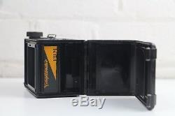 Voigtlander Brilliant Twin Lens Reflex Camera German Made Full working order