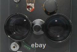 Wista 4x5 TLR Camera Wistar 130mm f 5.6 Non Back Glass SK9589