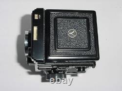 YASHICA Mat-124 G TLR 120 Medium Format Film Camera 80mm F/3.5 TWIN Lens Ex++