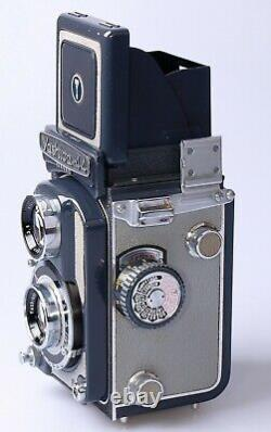 Yashica 44 (grey) in very nice condition