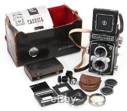 Yashica 635 TLR Medium Format Camera with 80mm f/3.5 Lens Other Accessories