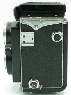 Yashica D zweiäugige Spiegelreflex 6x6 TLR analog