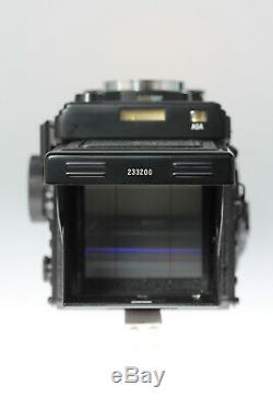 Yashica Mat 124 G 6x6 Mittelformatkamera TLR Japan Nr. 233200