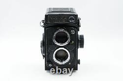 Yashica Mat 124 G TLR Medium Format Film Camera with80mm Lens 124G #282