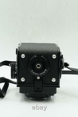 Yashica Mat 124 G TLR Medium Format Film Camera with80mm Lens 124G #569