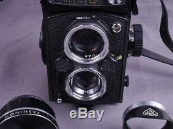Yashica Mat-124 G &Tele Rollei Blende und Rollei Filter