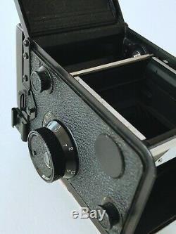 Yashica Mat 124G 6x6 TLR Film Camera with Yashinon 80mm f3.5 lens VGC UK