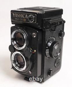 Yashica-Mat 124G Kit withTele/Wide Lens Sets A Beauty/Works Well Please Read