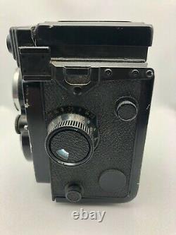 Yashica Mat-124G Medium Format TLR Film Camera Please read description