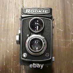 Yashica Rookie TLR Medium Format SLR Camera 80mm F/3.5 Vintage