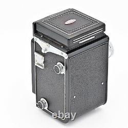 YashicaFlex Model C Twin Lens Reflex TLR 120 6x6 Film Camera MINT IN BOX
