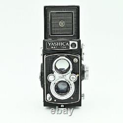 YashicaMat 124 Twin Lens Reflex TLR 120/220 12 or 24 Exp. 6x6 Film Camera